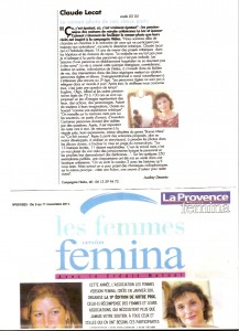 article fémina